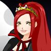Cute Gothic Vampire Girl