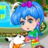 Cute pet lover dress up