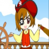 Cute Pirate Captain
