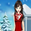 Cute Winter Girl Dressup