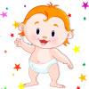 Dancing Baby Dressup