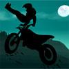 Dark Dirt Bike
