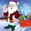 Decorating Santas Clothes