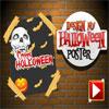 Design My Halloween Poster