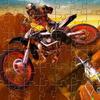 Dirtbike Jigsaw