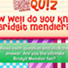 DM Quiz: Do you know Bridget Mendler?