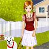 Dog walker Dress up