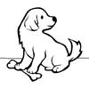 Dogs Coloring -1