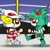 Dragon VS Pegasus