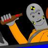 Drunk Driving Dummy