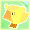 Easter Chicks 3D