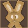 Easter Chocolate Bunnies 3d