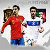 EURO final: spain v italy