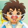Explorer Boy Nose Doctor