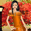 Fall Glamour Dress Up