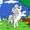 Fancy Pony Coloring