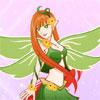 Fantasy Fairy Girl