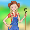 Farm Girl Dressup
