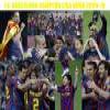 F.C Barcelona Champion League BBVA 2009-2010 Puzzle