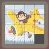 Fifteen Puzzle Plane