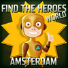 Find The Heroes World – Amsterdam