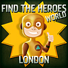 Find the Heroes World – London