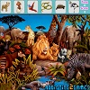 Forest Animals Hidden Objects
