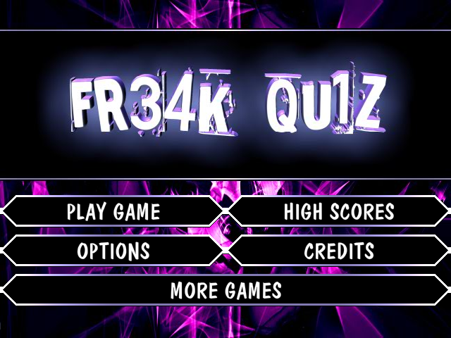 Freak Quiz