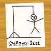 Gallows-tree