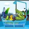 Gator Eat Duck