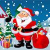 Generous Santa Dressup