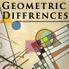 Geometric Differences (Spot the Differences)