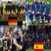 Germany – Spain, semi-finals, South Africa 2010 Puzzles