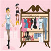 Girl Wardrobe Dressup