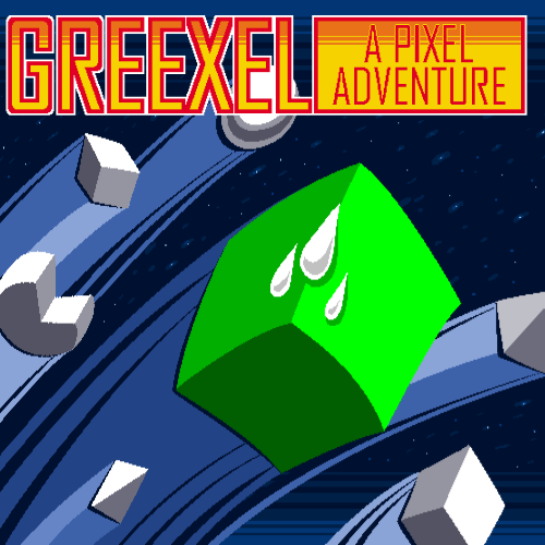 Greexel: A Pixel Adventure