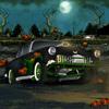 Halloween Graveyard Racing : New Halloween truck racing games