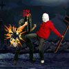 Halloween Real Fighting