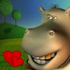Henry Hippo Valentines Dress Up