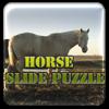 Horse Slide Puzzle Games