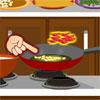 Italian spaghetti cooking recipe