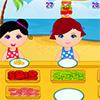 Kids Beach Restaurant