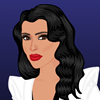 Kim Kardashian Dress Up