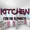 Kitchen Find the Alphabets