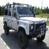 Land Rover Slider