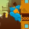 Leaping Monkey