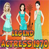 Legend Actress 1970