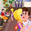 Lilly Kissing Pet Salon