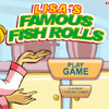Lisas Famous Fish Rolls