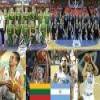Lithuania – Argentina, Quarter Finals, 2010 Fiba World Turkey Puzzle