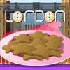 London Gingerbread Cookies